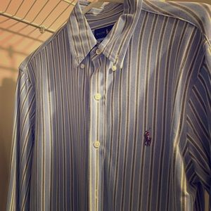 Medium Men's polo button down